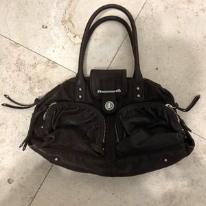 Botkier brown doctor bag tote excellent condition